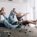 6 benefits of team building events